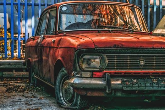 junk a car