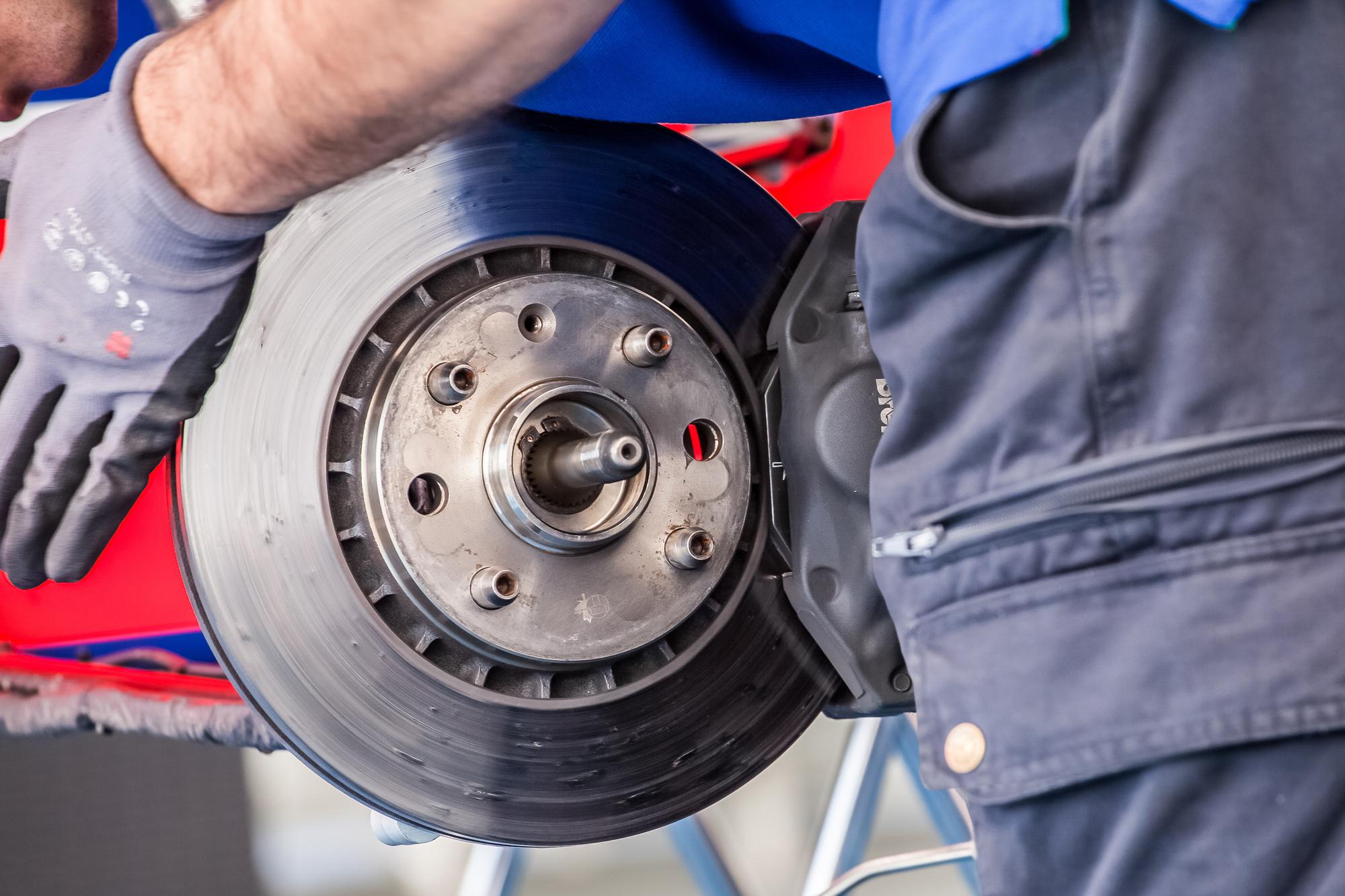 Repair Car Brakes