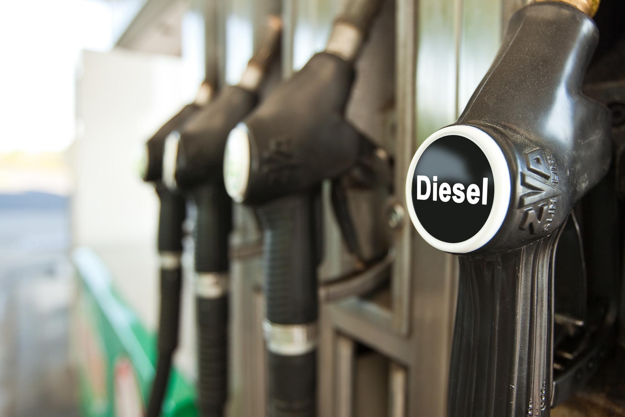 Diesel Gas vs Regular Gas