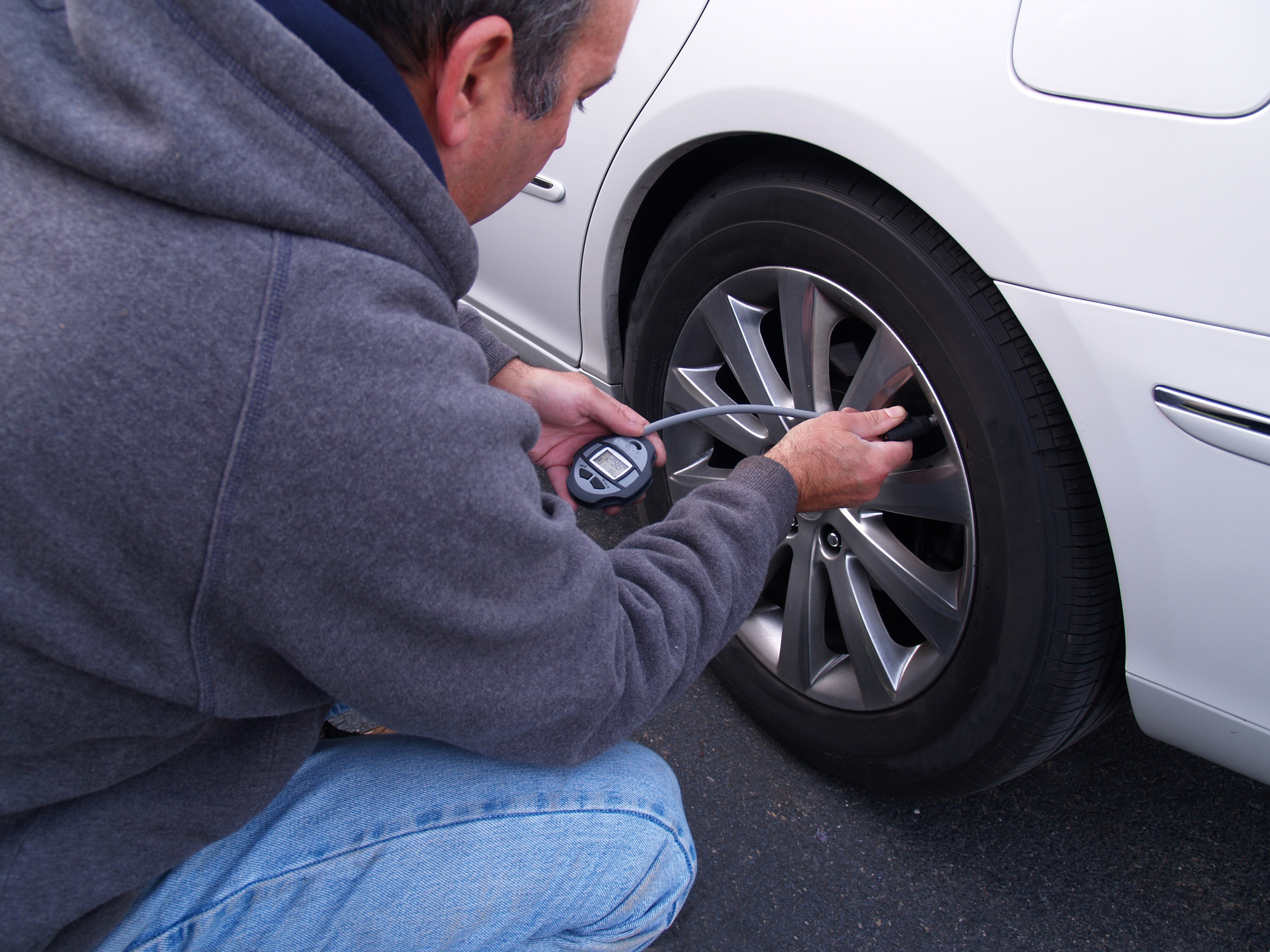 Car Tyre Maintenance