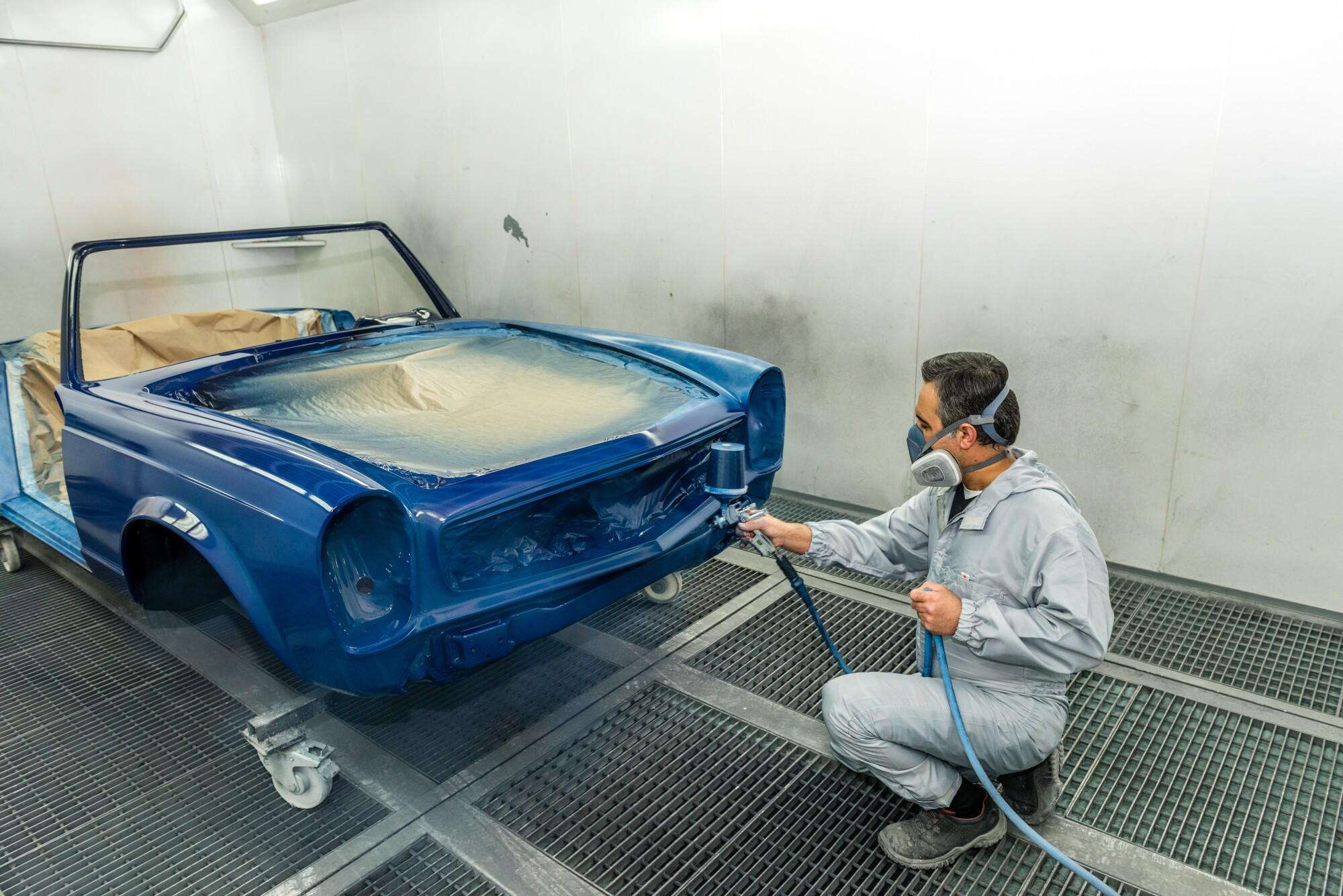 Car Paint Repair Mistakes