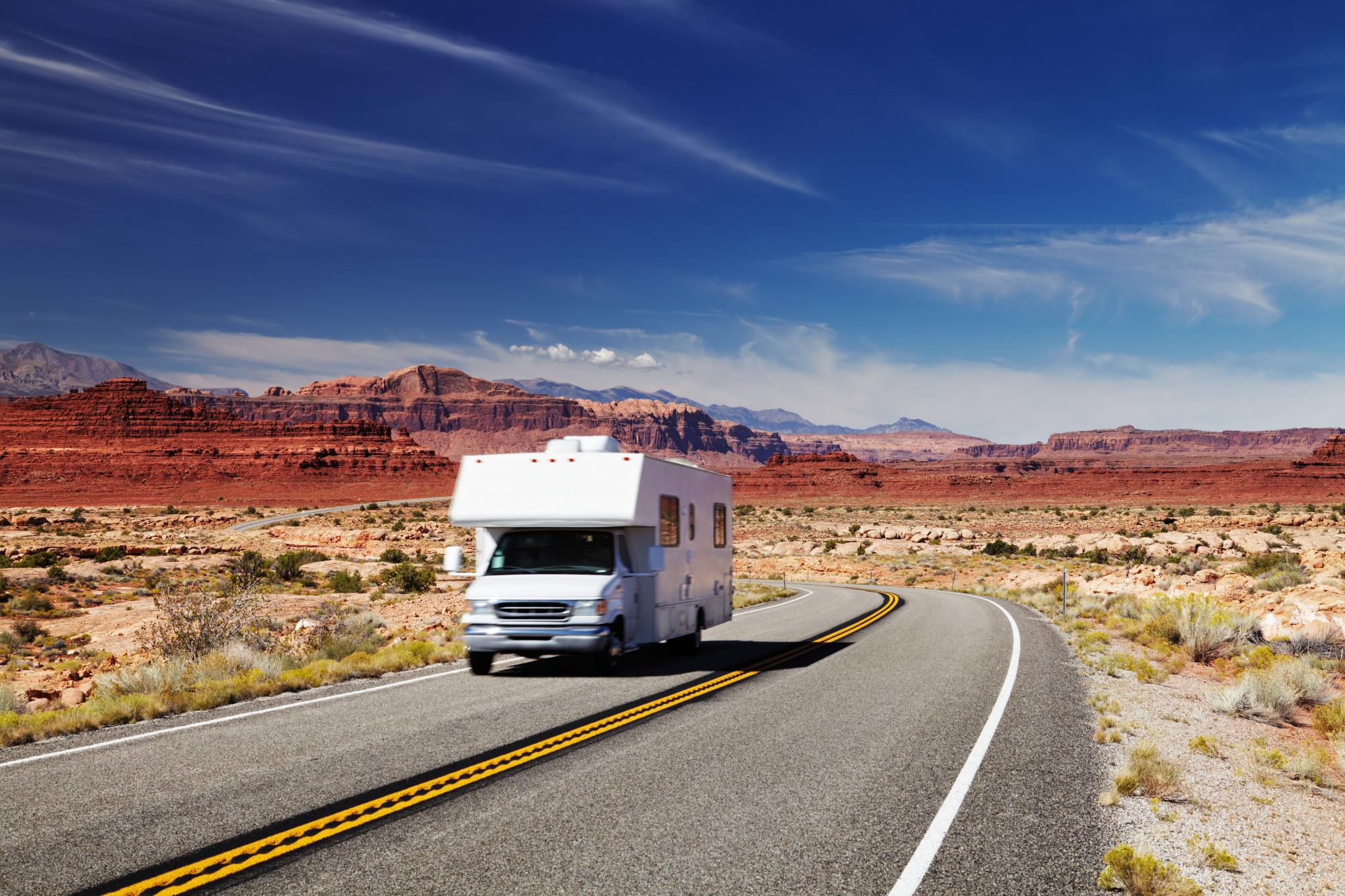 New Camper Van vs Used