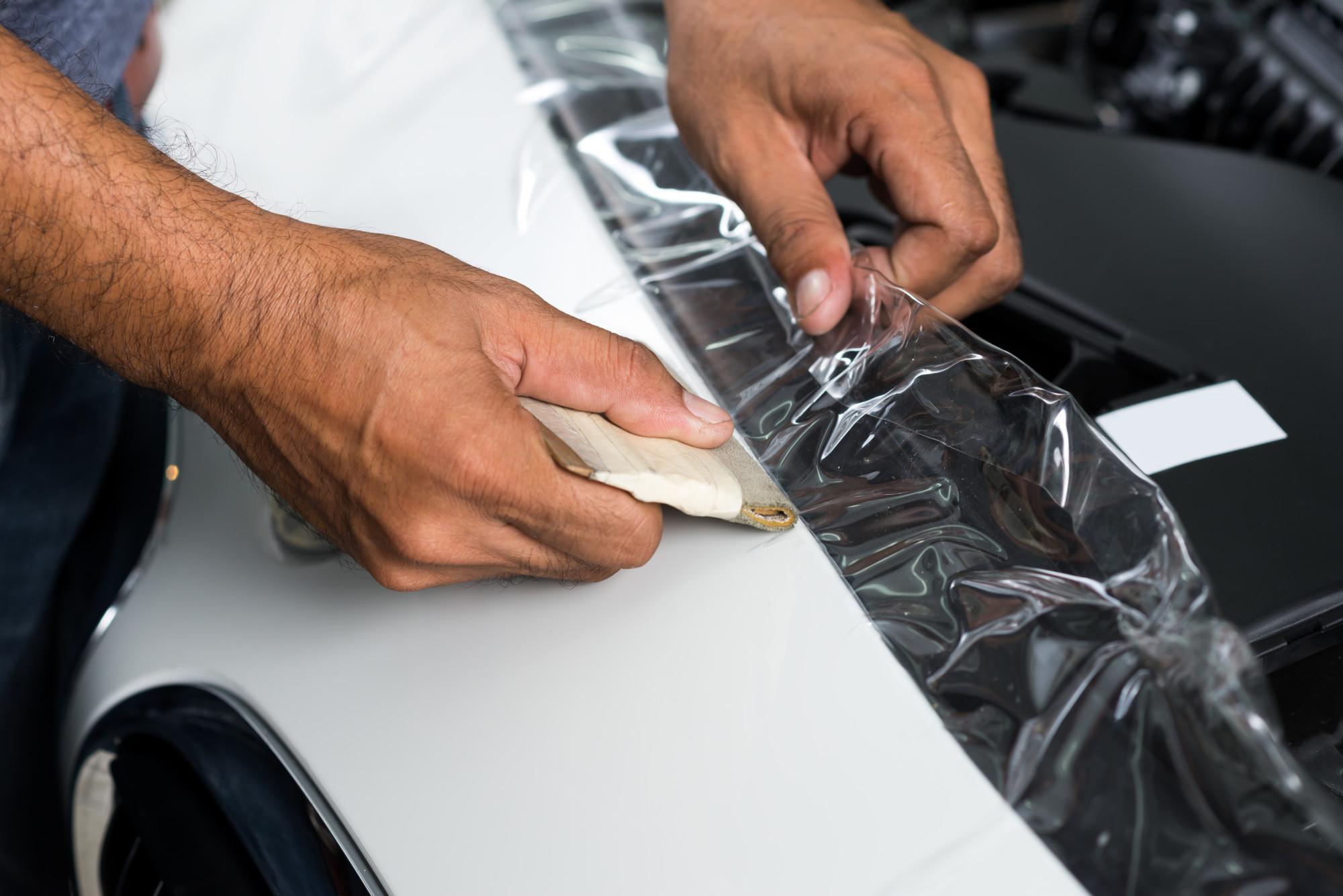 Vehicle Paint Protection Films