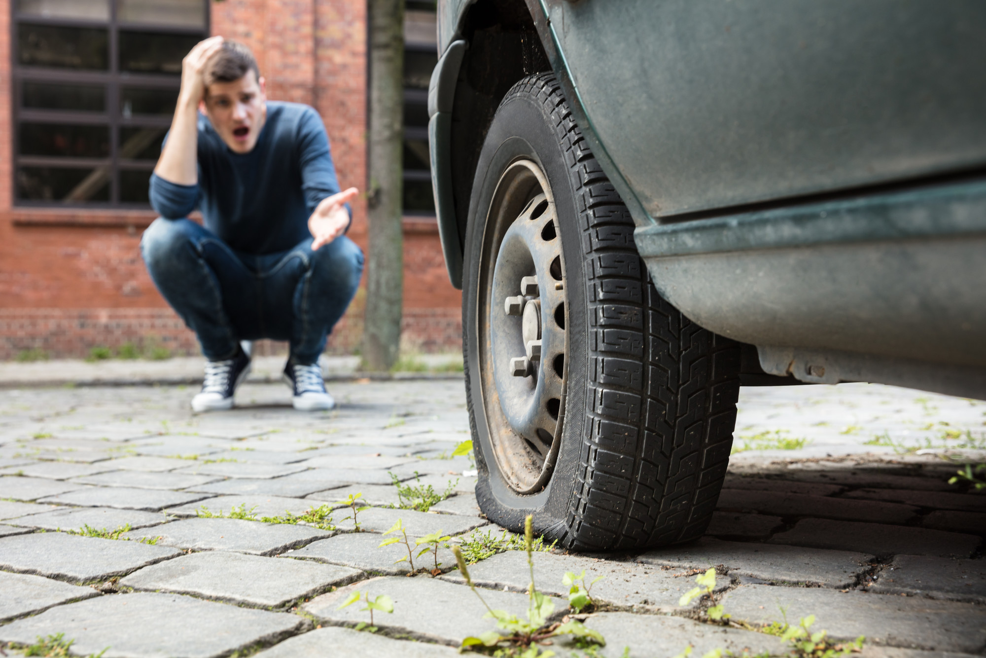Time to Replace Your Tires