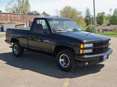 Buy 1990 Chevrolet 1500 454ss216 Regular Cab Pickup P1021