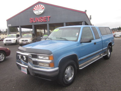 1997 Chevrolet 1500  FT BED
