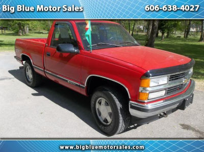 1996 Chevrolet 1500  5 FT BED