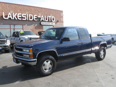 Buy 1995 Chevrolet 1500 Ft Bed200 515 Extended Cab Pickup