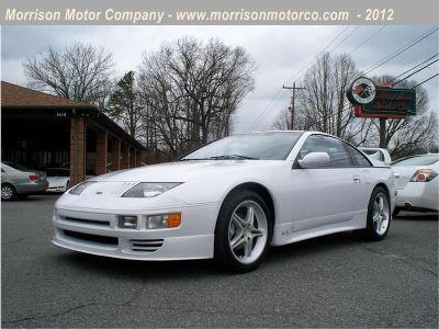 buy 1995 nissan 300zx turbo25 579 coupe arctic white black a570399 jn1cz24dxsx570399 gasoline 3. Black Bedroom Furniture Sets. Home Design Ideas