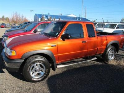 Buy 2004 Mazda B4000 Se118 399 Extended Cab Pickup Orange