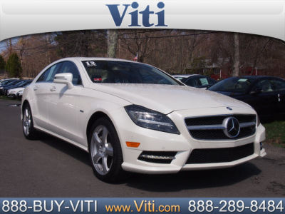 buy 2012 mercedes benz cls550 4matic23 789 coupe diamond white metall almond mocha sz5727. Black Bedroom Furniture Sets. Home Design Ideas