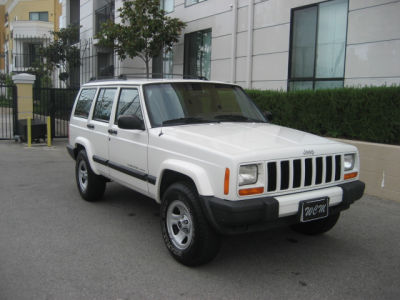 buy 1999 jeep cherokee sport81 842 suv white gray 10193. Cars Review. Best American Auto & Cars Review