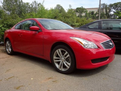 Buy 2010 infiniti g37 x28 376 coupe red black am153261 - Infiniti g37 red interior for sale ...