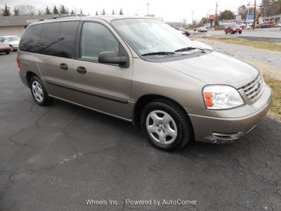 Buy 2005 Ford Freestar Se123 572 Minivan Gold Tan 10046a
