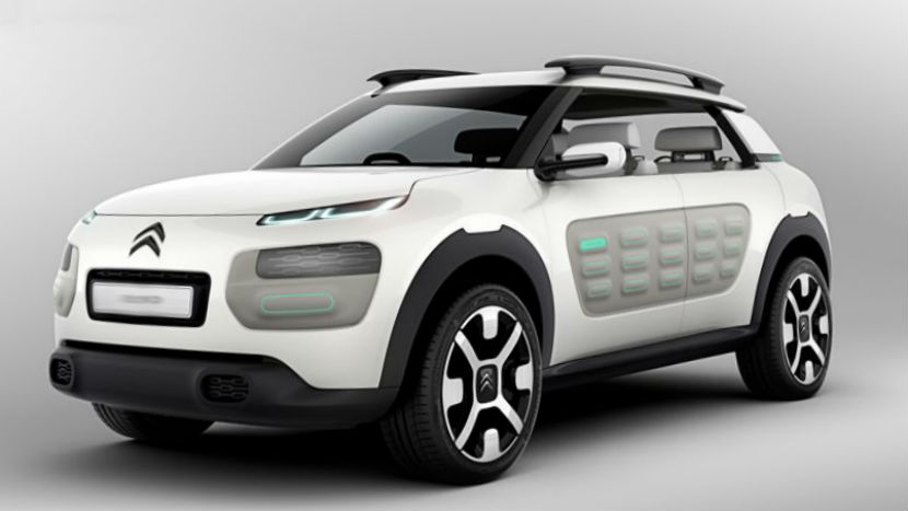Citroen plans to sell its C4 Cactus from 14,000 euro