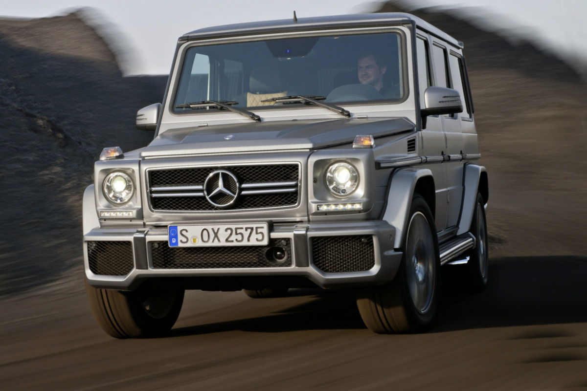 Mercedes presents a hardcore version of the amg g63 for Mercedes benz g63 amg 2013 price