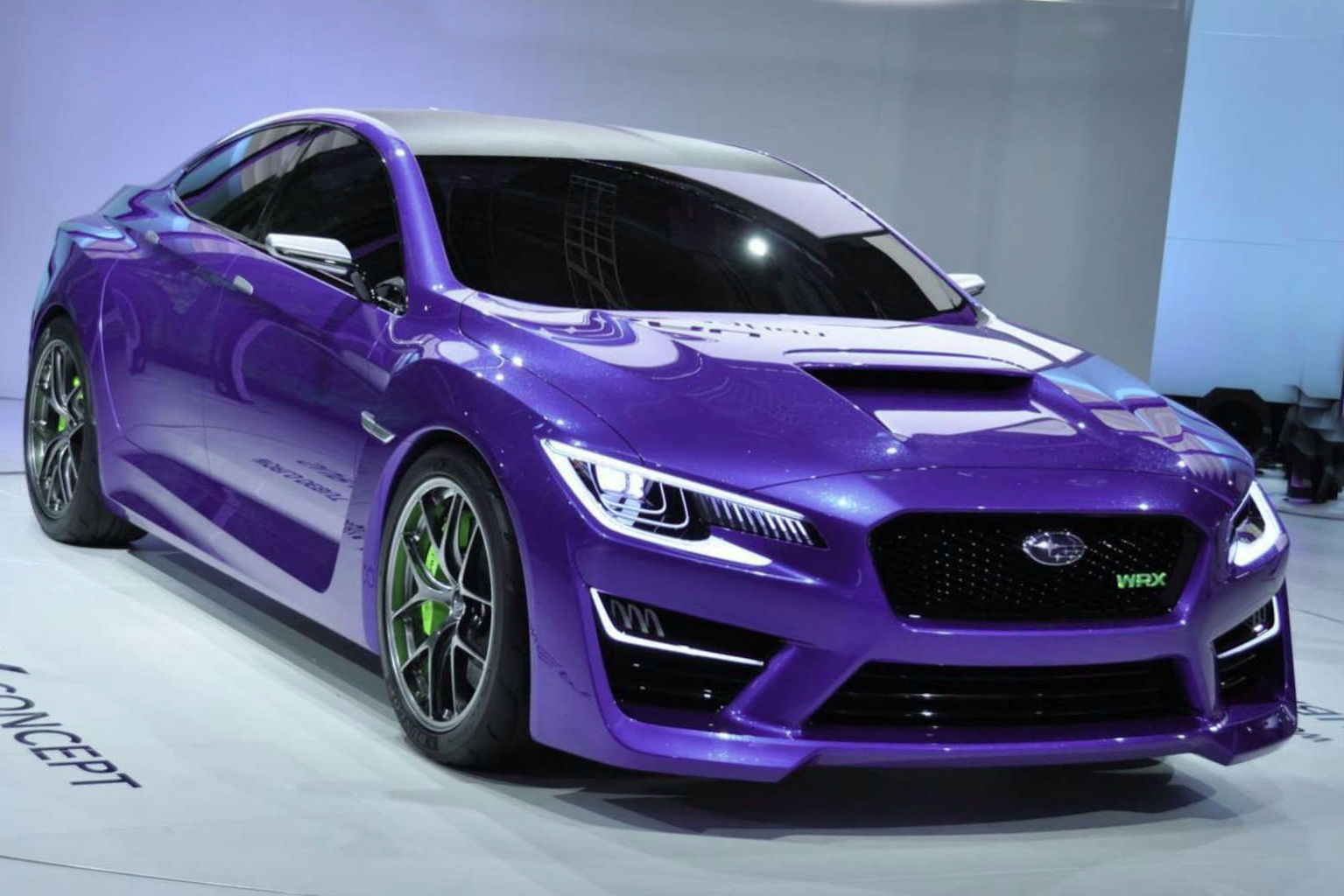 The latest Subaru WRX is a nominee of the best car to buy