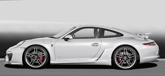 Porsche 911 Carrera GTS will come in 2015