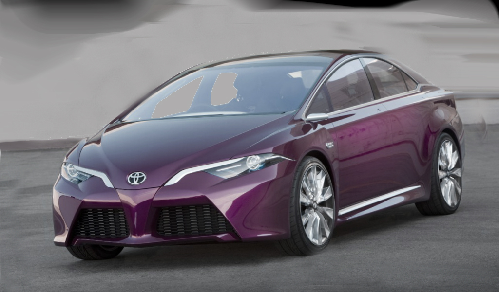 Toyota plans to equip the next generation of the Prius with the all ...