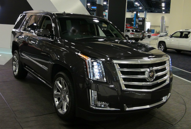 The Latest Cadillac Escalade Platinum Has Been Revealed