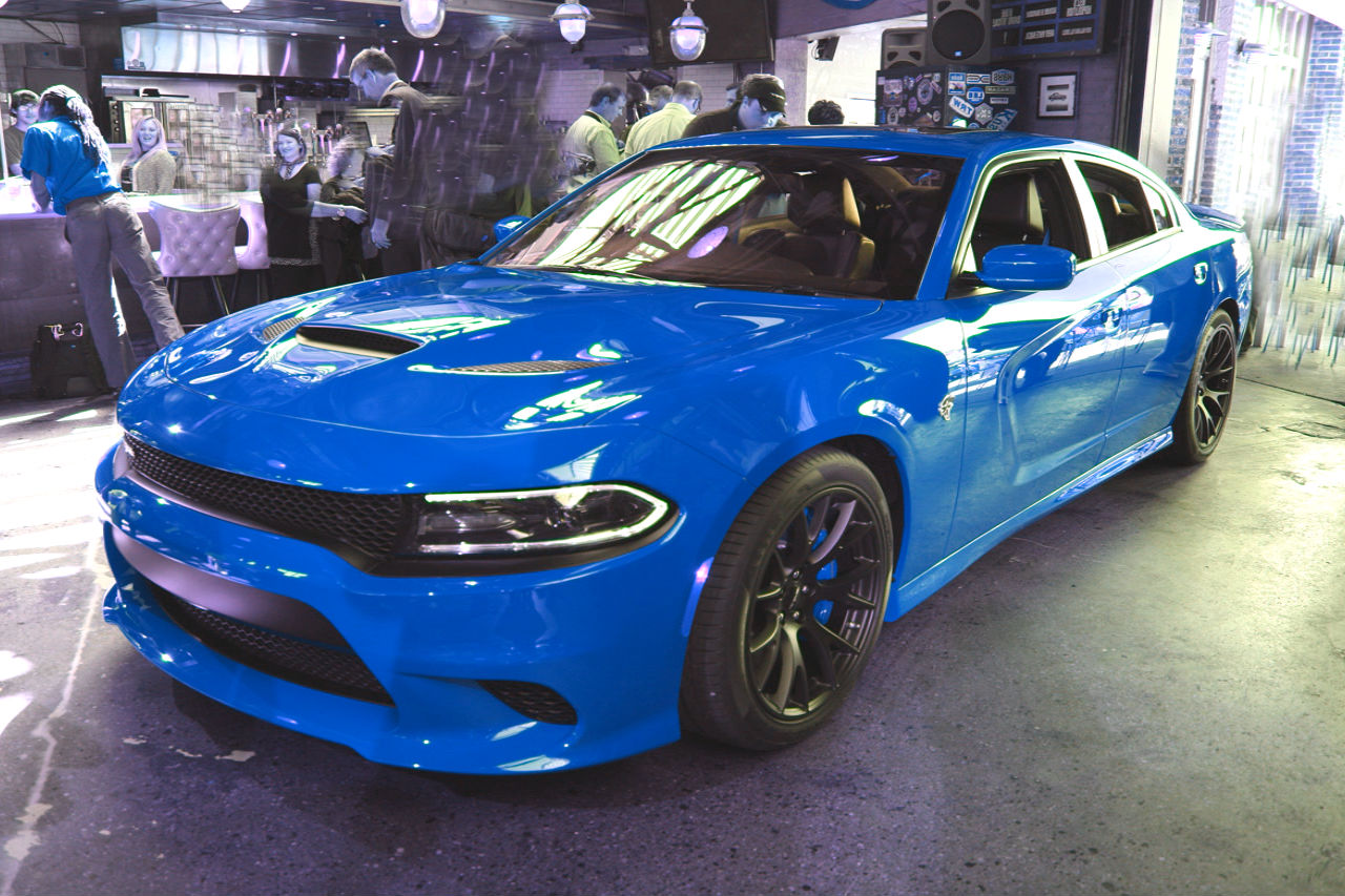 Dodge San Antonio >> B5 Blue Charger Hellcat | Autos Post