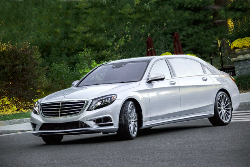 Mercedes is preparing its new s class maybach for 2015 mercedes benz s 600