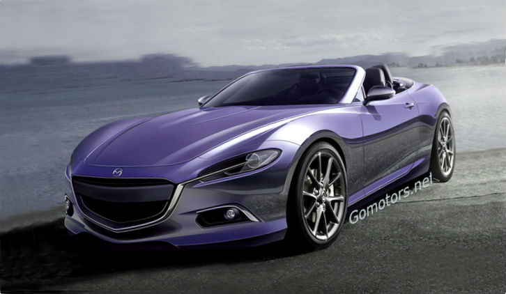 Next Mazda Miata Html Autos Weblog