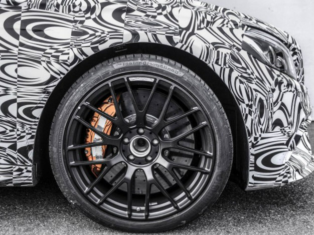 Mercedes-AMG Teases New C63 Coupe