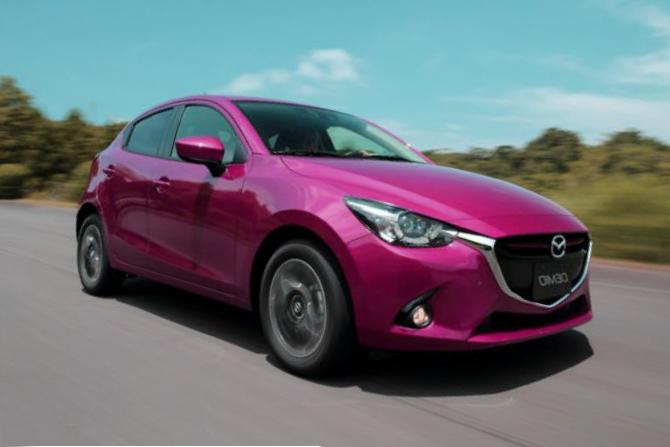 The 2016 Mazda 2