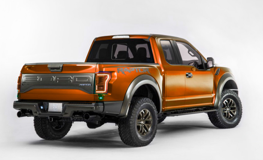 2017 Ford Raptor Colors | 2017 - 2018 Best Cars Reviews