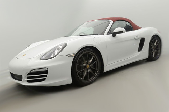 Have you seen the latest Porsche Boxster GTS?