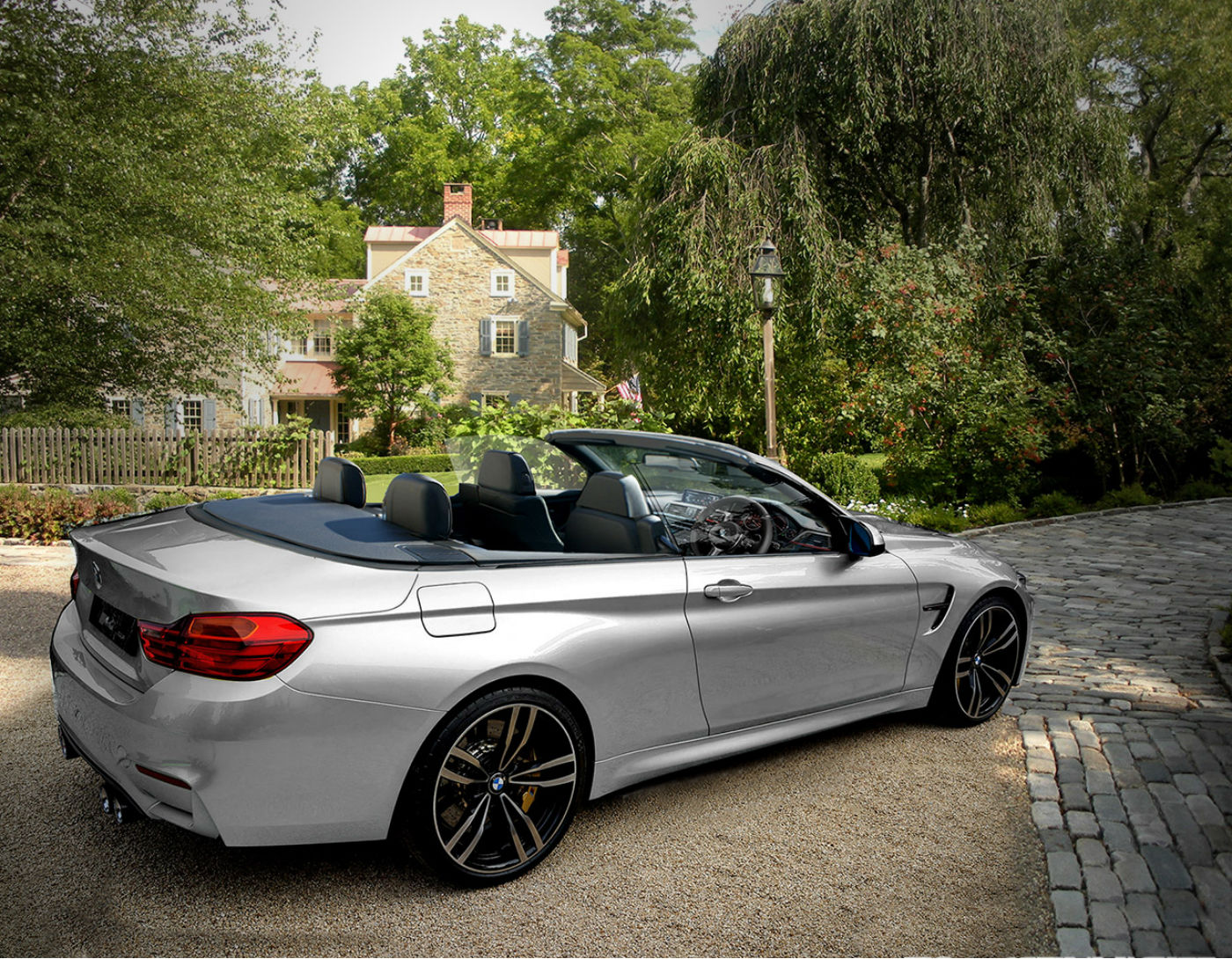 The Bmw M4 In Convertible Variant