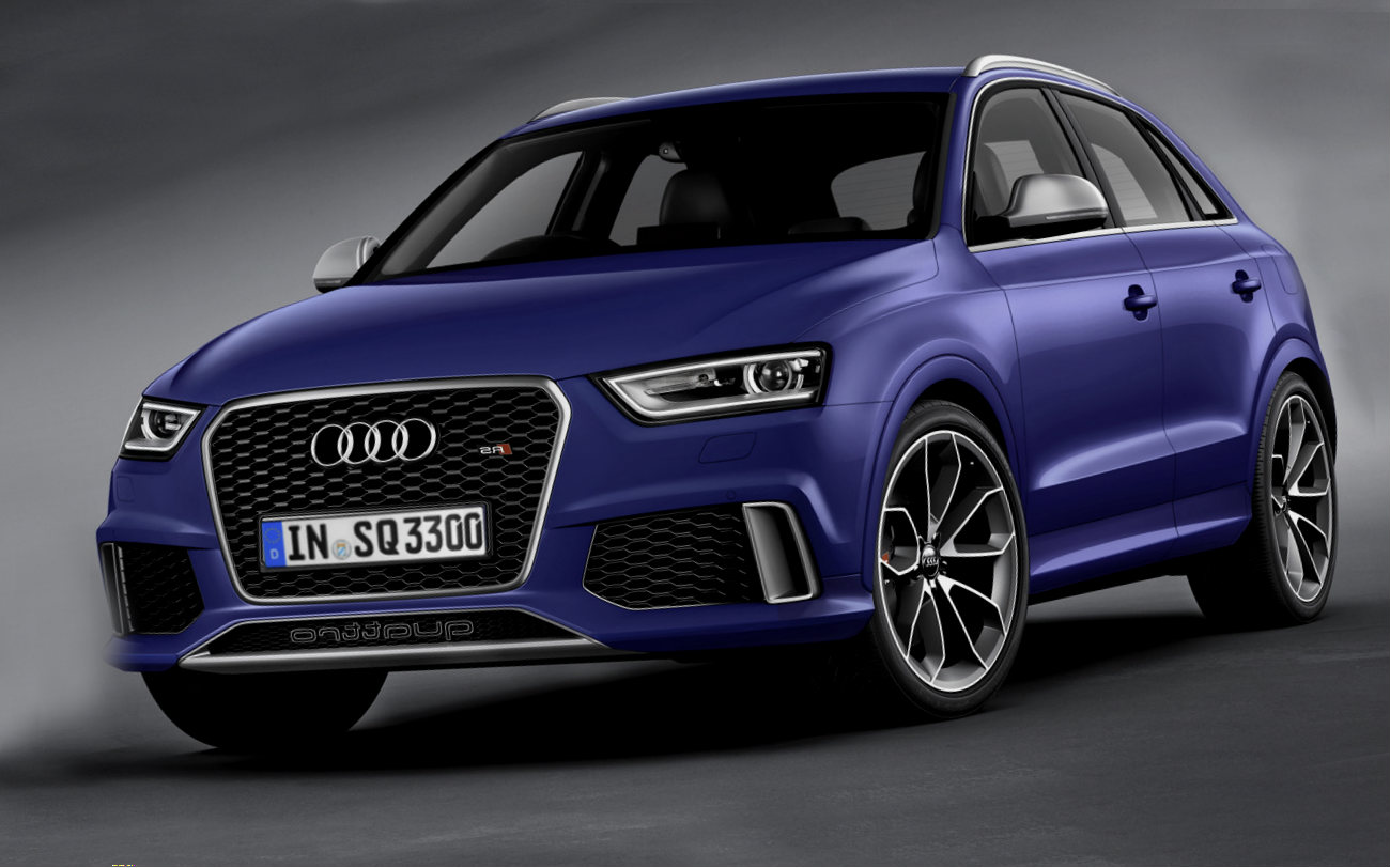 the audi rs q3 comes in two years. Black Bedroom Furniture Sets. Home Design Ideas