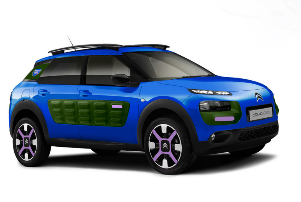 renault is working on development of a rival for the citroen c4 cactus. Black Bedroom Furniture Sets. Home Design Ideas