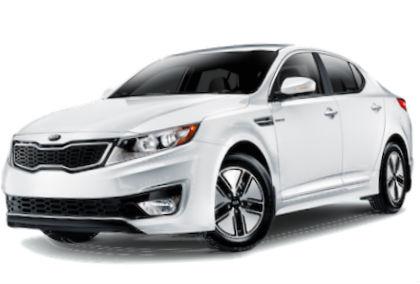 Kia Optima hybrid EX
