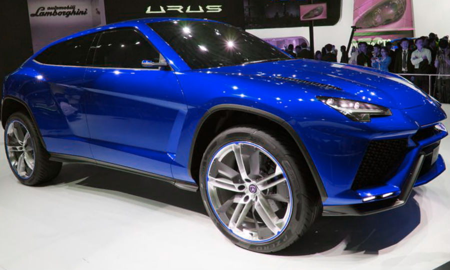 lamborghini plans to assemble its new suv at the volkswagen plant in slovakia