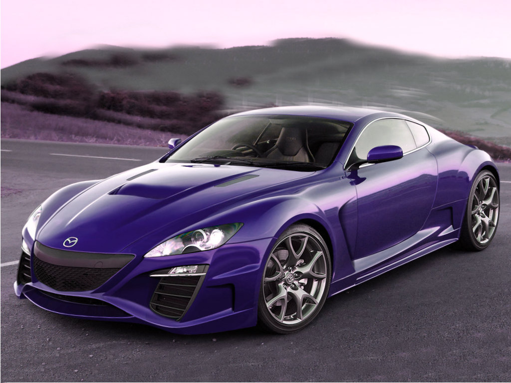 2018 Mazda Rx7 Price >> Mazda is working on RX-9 and RX-7 to present by 2020