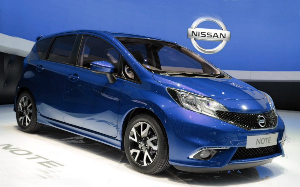 european buyers will get the nissan note nismo. Black Bedroom Furniture Sets. Home Design Ideas