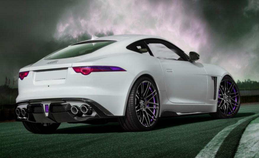 Jaguar F Type S >> Startech Somehow Gets Carbon Fiber to Stick to the Jaguar ...