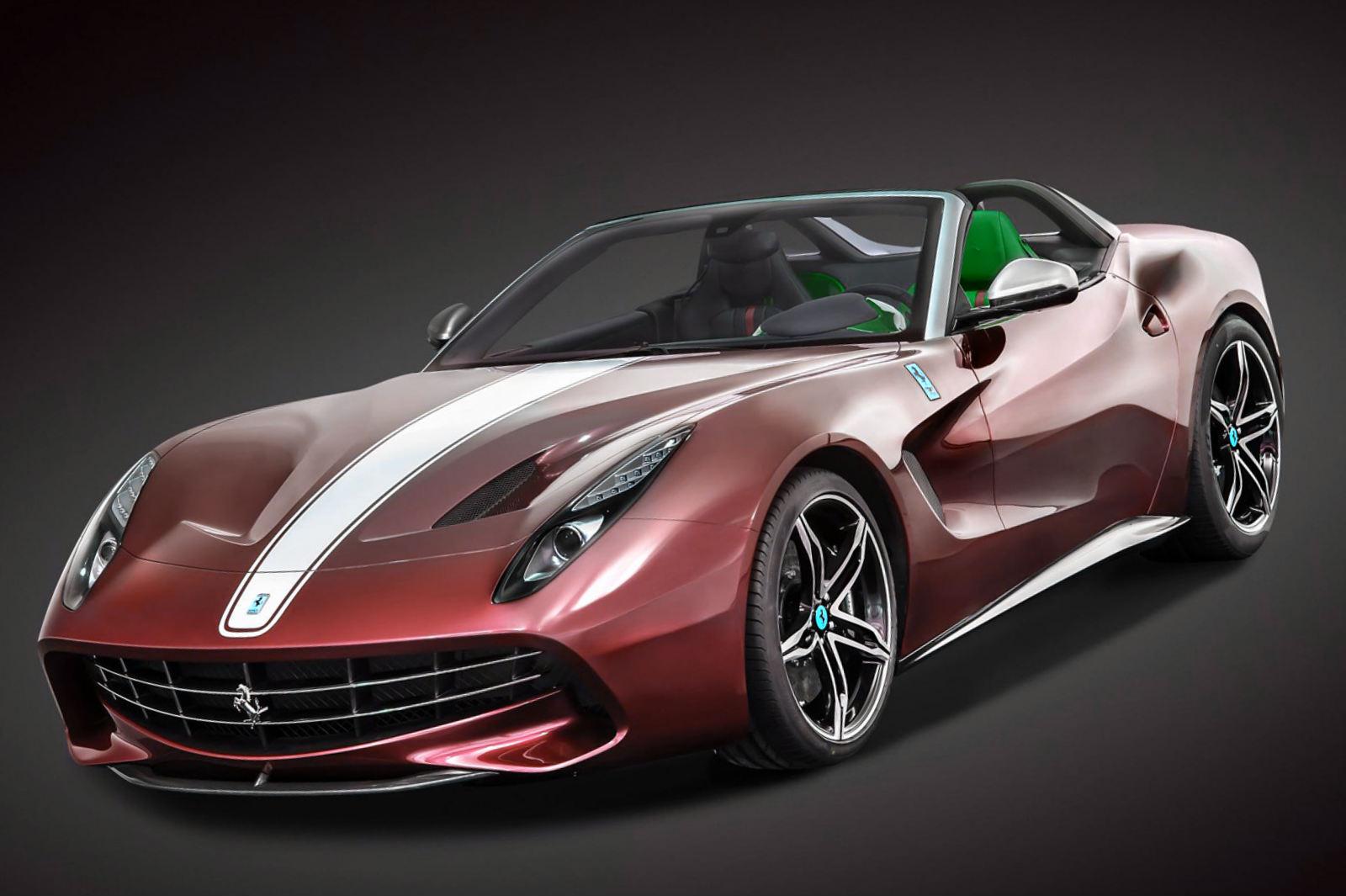 Ferrari F60 America Special Edition
