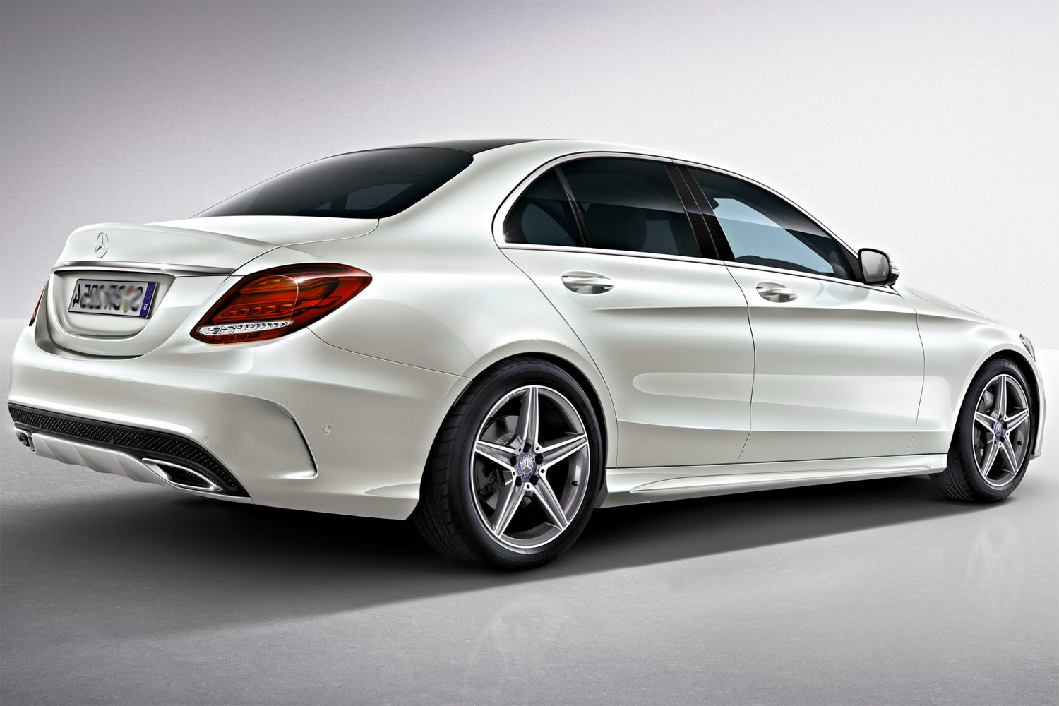 Mercedes has declared prices for the 2015 c class for Mercedes benz c300 cost