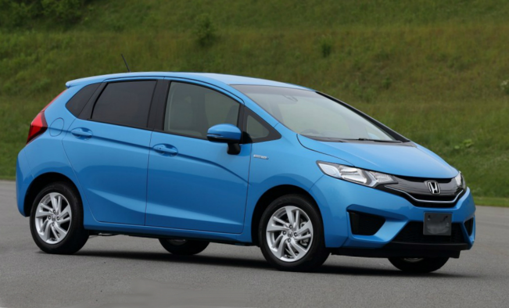 The New Honda Fit Will Be Presented In Detroit