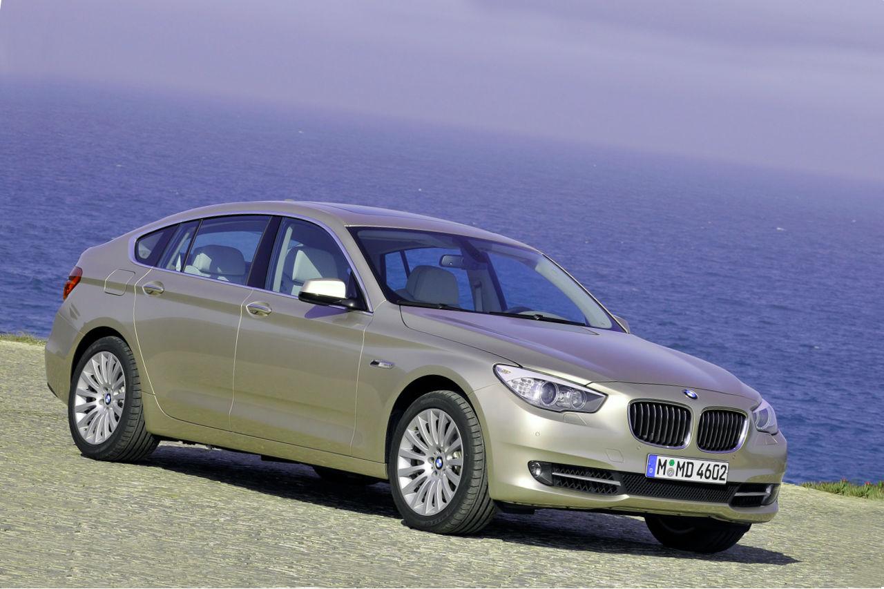 BMW 535i Gran Tourismo