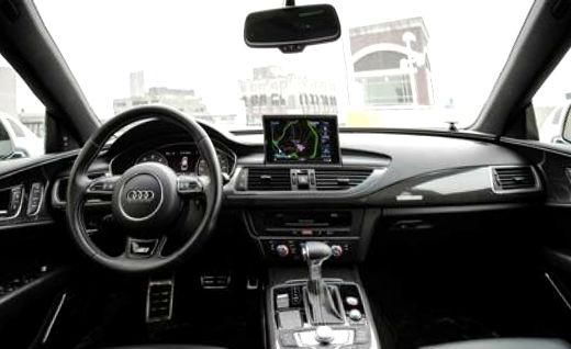2013 Audi S7 Quattro