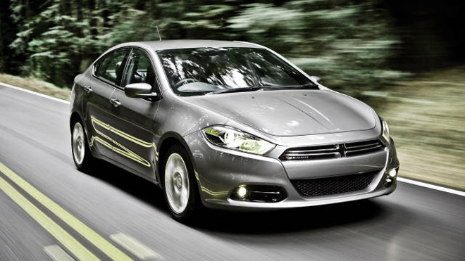 2014 dodge dart gt first test motor trend automotive. Black Bedroom Furniture Sets. Home Design Ideas