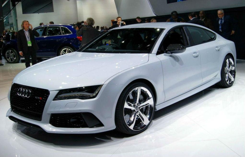 2014 Audi RS 7 Quattro