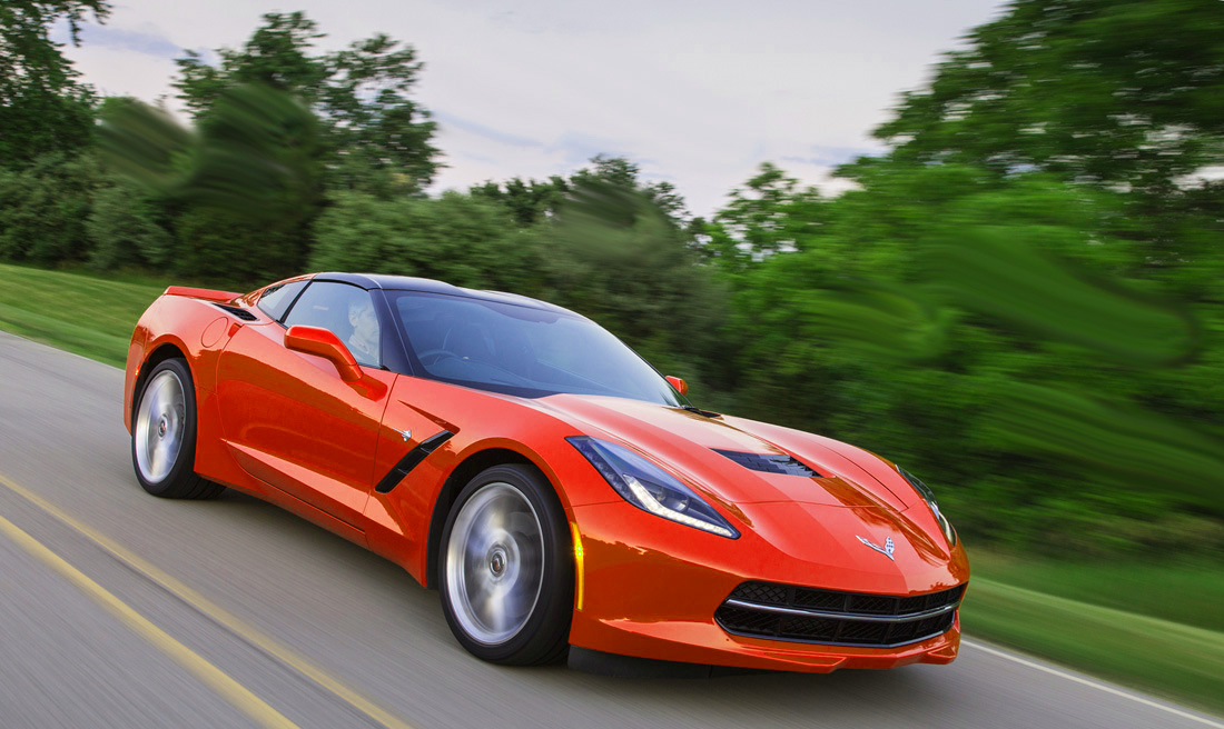 2014 Chevrolet Corvette Stingray Z51 >> 2014 Chevrolet Corvette Stingray Z51 review