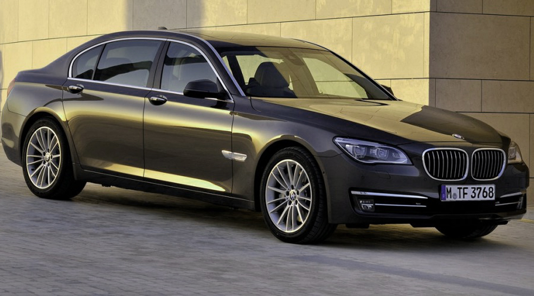 Diesel Model Added To 2014 BMW 7-Series