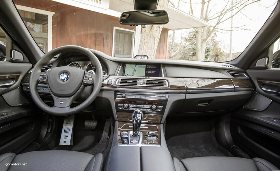 2015 BMW 740Ld xDrive