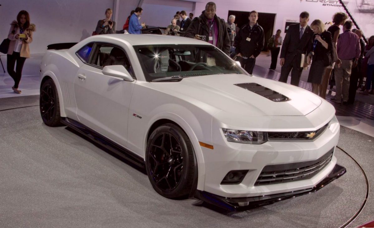 2014 Chevrolet Camaro Z28 Coupe Review